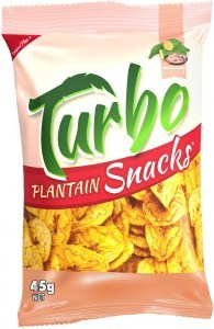 Turbo Snacks Original Plus + (Himalaya Salt) 45g