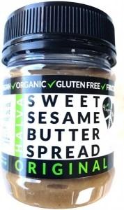 Vegan Made Delights Sweet Sesame Butter Spreads Original 250g MAR20