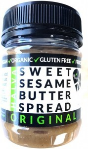 Vegan Made Delights Sweet Sesame Butter Spreads Original 250g