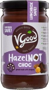 VGood HazelNOT Choc G/F 310g