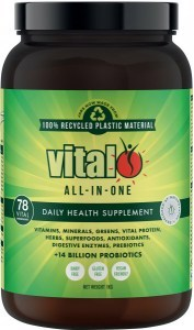 Vital All-In-One Total Daily Supplement 1Kg