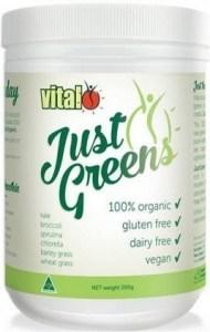 Vital Just Greens 200g