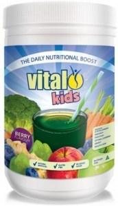 Vital Kids Berry Flavour 300g