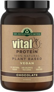 Vital Protein Natural Pea Protein Chocolate Powder 1kg