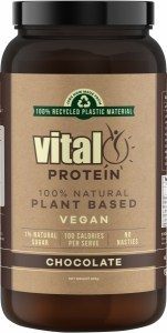 Vital Protein Natural Pea Protein Chocolate Powder 500g