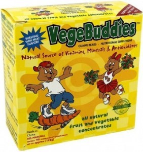 Vitarich  Vege Buddies 180gm Box