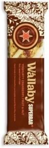 Wallaby Yoghurt Cranberry Fruit&Nut Bar Box 18x50g