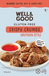 Well And Good Crispy Crumbs Southern Style 300g