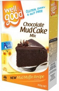 Well And Good Mud Cake Mix 450g