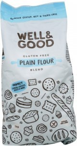 Well And Good Plain Flour Blend 1Kg