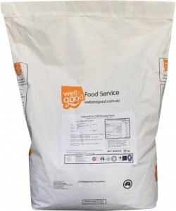 Well And Good Self Raising Flour 15kg bag