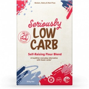 Well And Good Seriously Low Carb Self Raising Flour Blend  300g
