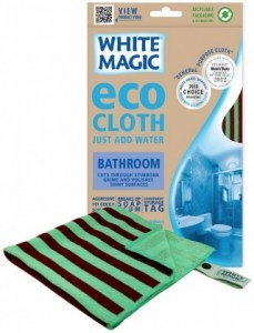 White Magic Eco Cloth Bathroom - 32x32cm