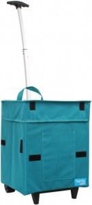 White Magic Handy Cart - Tiffany Blue