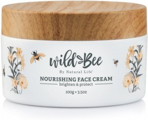 Wild Bee Nourishing Face Cream 100g