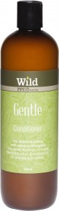 Wild Gentle Hair Conditioner 500ml