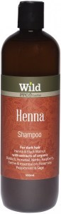 Wild Henna Hair Shampoo 500ml