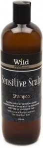 Wild Herbal Clinical Sensitve Scalp Shampoo 500ml