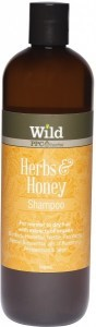 Wild Herbs & Honey Hair Shampoo 500ml