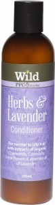 Wild Herbs & Lavender Hair Conditioner 250ml