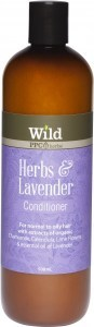 Wild Herbs & Lavender Hair Conditioner 500ml