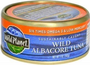 Wild Planet Tuna Albacore 142g