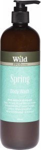 Wild Spring Body Wash 500ml