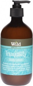 Wild Tranquility Body Lotion  500ml