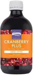 Wonderfoods Cranberry Plus 500ml