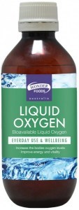 Wonderfoods Liquid Oxygen 200ml