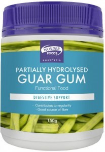 Wonderfoods Partially Hydrolysed Guar Gum (PHGG) 150g
