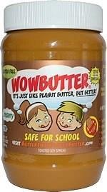 WOWButter Peanut Butter Smooth  500g