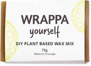 WRAPPA Yourself DIY Plant Based Wax Mix (Makes 6-10 wraps) 75g