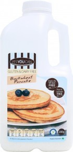 YesYouCan Buckwheat Pancake 280g