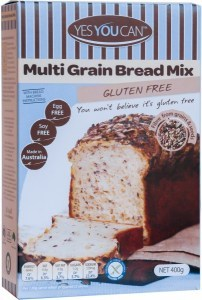 YesYouCan Multi Grain Bread 400g