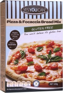 YesYouCan Pizza Base Mix 320g