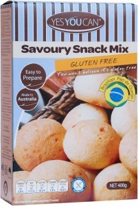 YesYouCan Savoury Cheese Snack 400g