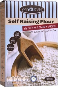 YesYouCan Self Raising Flour  500g