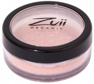 Zuii Flora Diamond Sparkle Blush Berry 3g