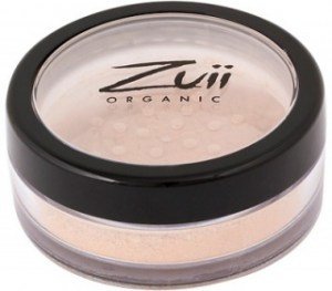 Zuii Flora Diamond Sparkle Blush Mango 3g