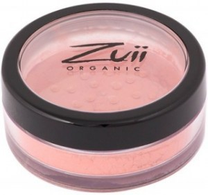 Zuii Flora Diamond Sparkle Blush Peach 3g