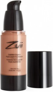 Zuii Flora Liquid Foundation Honey Beige 30ml