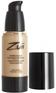 Zuii Flora Liquid Foundation Natural Honey 30ml