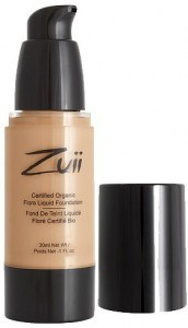 Zuii Flora Liquid Foundation Olive Neutral 30ml