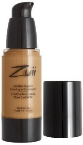Zuii Flora Liquid Foundation Olive Tan 30ml