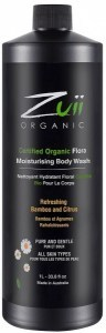 Zuii Organic Flora Moisturising Body Wash 1L