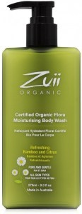 Zuii Organic Moisturising Body Wash 275ml