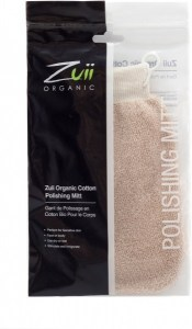 Zuii Organic Tan Polishing Mitt