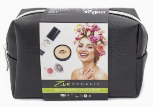 Zuii Organic Vegan Beauty Set Neutral