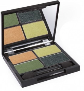 Zuii Quad Eyeshadow Breeze 6g